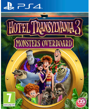 Ps4 hotel transylvania 3:
