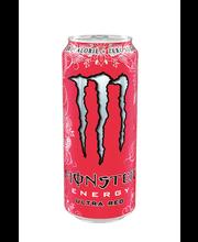 Monster Energy Ultra Red energiajuoma tölkki 50cl
