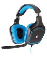 Logitech G430 Surround pelikuulokkeet 7.1