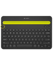 Logitech® Bluetooth® Multi-Device Keyboard K480 Musta