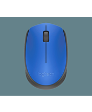 Logitech M171 langaton hiiri, sininen