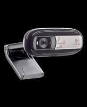 Logitech C170 Webkamera, musta