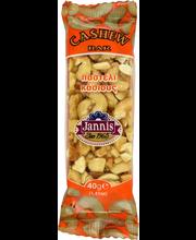 Jannis 40g cashew-pähkinälevy