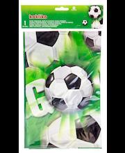 Jalkapallo pöytäliina 120x180cm