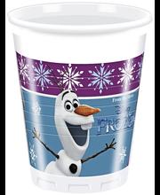 Muovimuki Frozen