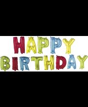 Foliopallo happy birthday