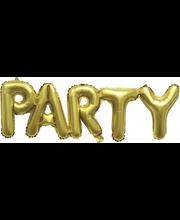 Foliopallo party kulta