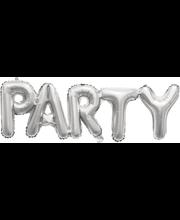 Foliopallo party hopea