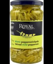 Royal 350/200g mieto viipaloitu pepperoni