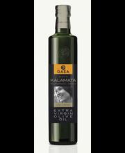 Gaea 500ml Kalamata D.O.P extra virgin oliiviöljy, kylmäerotettu