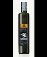 Gaea 500ml Sitia Kreeta D.O.P extra virgin oliiviöljy