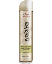 Wella Wellaflex 250ml Brilliant Colors Hiuskiinne