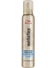 Wella Wellaflex 200ml  Extra Strong muotovaahto