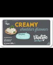 Creamy Cheddar Flavour...
