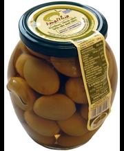 Amalthia 400/230g vihreät oliivi suolaa vähennetty