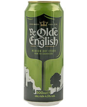 Ye Olde English 50cl 4,5% tölkki siideri