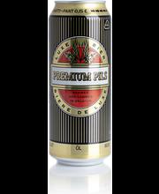 Premium Pils 50cl tlk 4,7% tölkkiolut