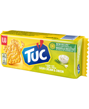 LU 100g TUC Sour Cream...