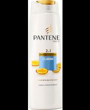 Pantene 250ml Classic Care 2in1 Shampoo