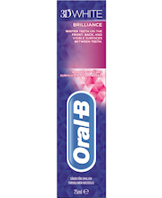 Oral-B 75ml 3D White Brilliance hammastahna