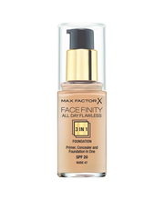 Max Factor Facefinity All Day Flawless 3in1 Foundation 47 Nude