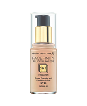 Max Factor Facefinity All Day Flawless 3in1 Foundation 50 Natural