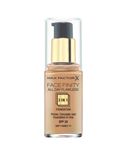 Max Factor Facefinity All Day Flawless 3in1 Foundation 77 Soft Honey