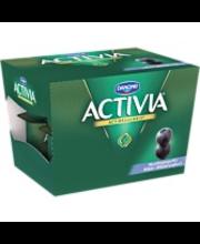 Danone Activia 8x125g mustikkajogurtti