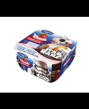 Danone Disney Star Wars 4x100g mansikkajogurtti