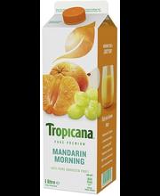 Tropicana 1l mandarin morning hedelmätäysmehu