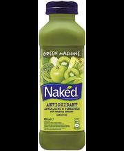 Naked 450ml green machine mehujuoma