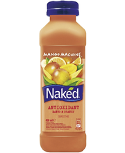 Naked 450ml mango machine mehujuoma