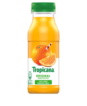 Tropicana 0,25l orange juice with bits appelsiinitäysmehu hedelmälihalla