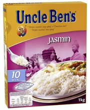Uncle Ben's 1 kg Jasmiiniriisi