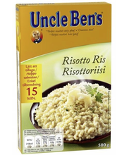 Uncle Ben's 500g Risottoriisi
