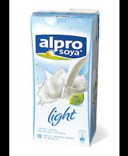 Alpro 1L 1,2% kevyt soijajuoma