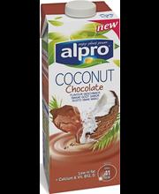 Alpro 1L Kookos-Suklaajuoma