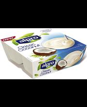 Alpro 2x125g Kookos-soijavanukas