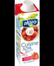Alpro 250ml Vispautuva soijapohjainen tuote