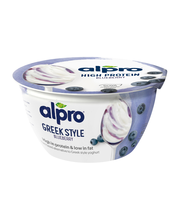 Alpro Go On 150g Mustikka