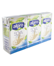Alpro 3x250ml Kalsium soijajuoma