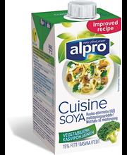 Alpro 250ml Ruoka soijavalmiste