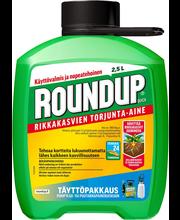 Roundup 2,5l täyttöp t...
