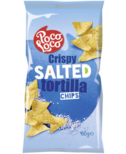 Poco Loco 450g Salted tortilla chip suolattu maissilastu