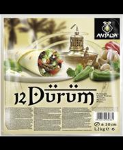 Antalya 1,2kg Dürüm vehnätortilla 12kpl