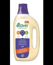 Ecover 1,5L Color nestemäinen pesuaine
