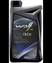Wolf 5W-40 Vital Tech moottoriöljy 1 L