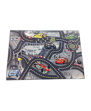 "Disney ""World of Cars 2"" -liikennematto 95x133 cm"