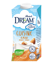 Dream 200ml Almond Cuisine - kermantyyppinen mantelivalmiste