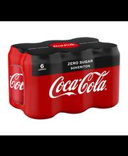 Coca-Cola Zero 33 cl t...